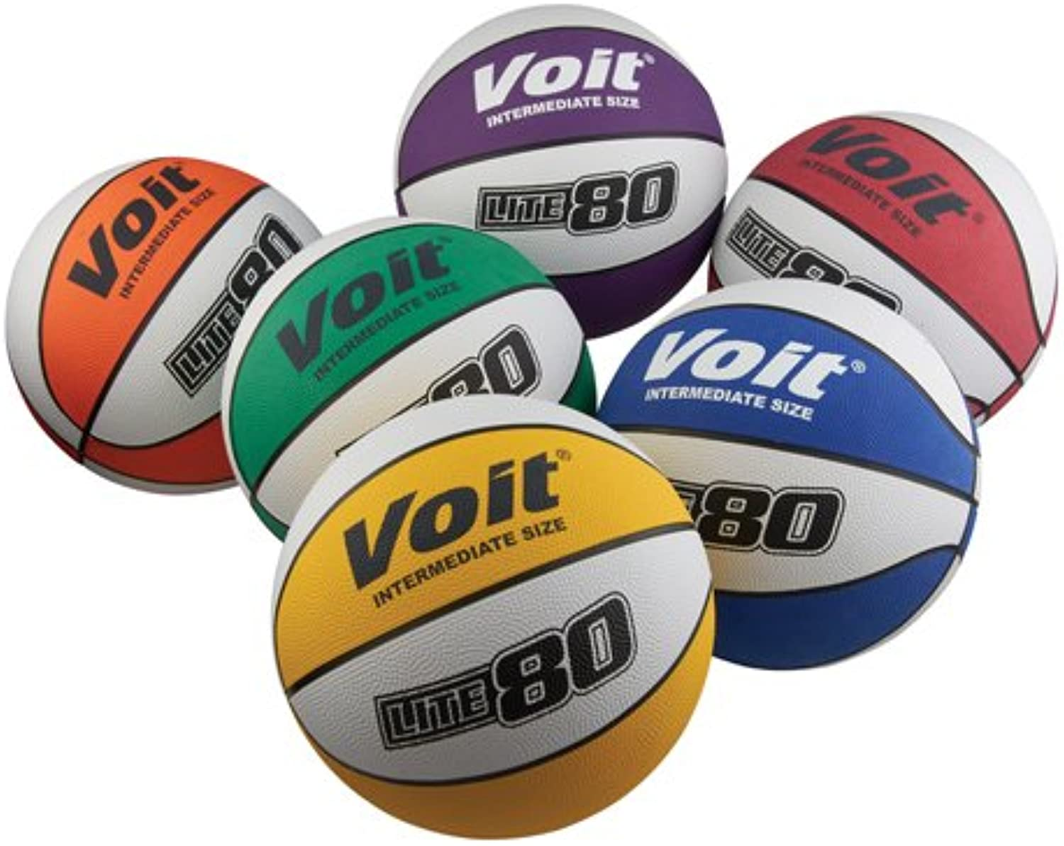 Voit Lite 80 Basketball Prism PackINT