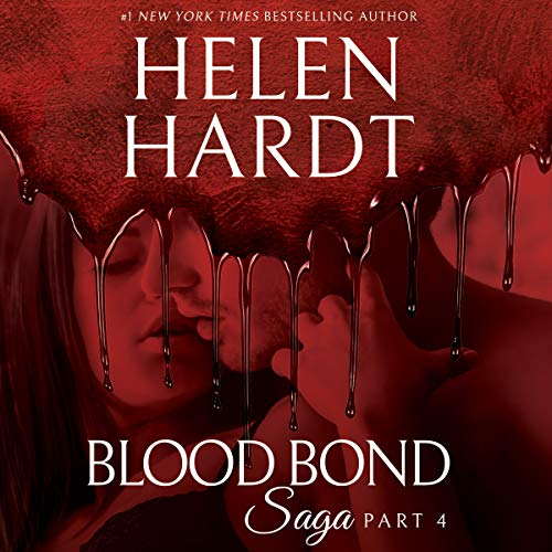 Blood Bond: 4 audiobook cover art