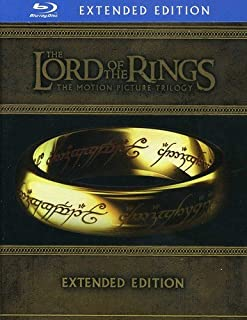 The Lord of the Rings: The Motion Picture Trilogy (The Fellowship of the Ring / The Two Towers / The Return of the King Ex...