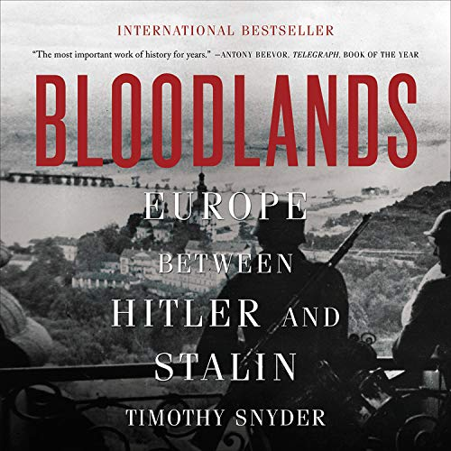 Bloodlands  By  cover art
