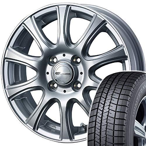 【適合車種:ホンダ N ONE(JG系 NA車 2WD)2012~】 DUNLOP WINTER MAXX WM03 155/65...