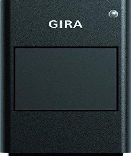 Gira 535010 Funk Handsender 1-Fach Gira eNet, anthrazit