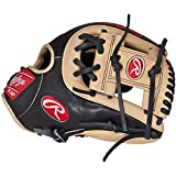 Rawlings Heart of The Hide Baseball Glove, Narrow Fit Pattern, Regular, Pro I Web, 11-1/2 Inch