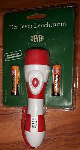 Jever - Der Jever Leuchtturm - Taschenlampe