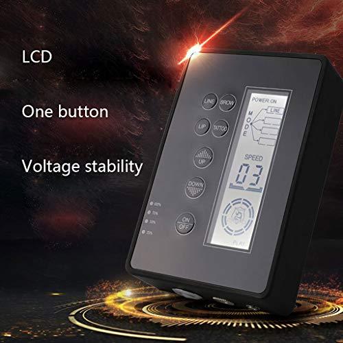 Tatoeagemachine, die beweegbare energie opladt, adapter-beweegbare tatoeage-energie-digitaal, draaiende tatoeage-energieinstallatieset voor alle tatoeage-machines.