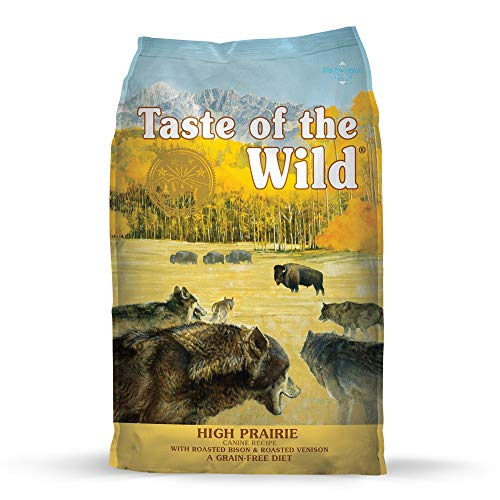Taste of the Wild High Protein Real Meat...