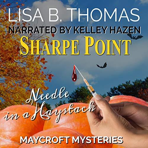 Sharpe Point audiobook cover art