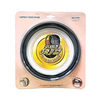 Cuchen Pressure Cooker Replacement Rubber Packing APJ-H103  CJH-PH10 PC10 PA10 & WHA-LX10 BT10 & CJS-FD10 Series