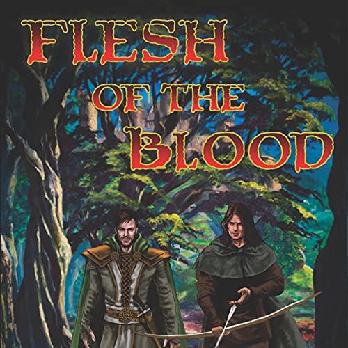 『Flesh of the Blood, Volume 1』のカバーアート