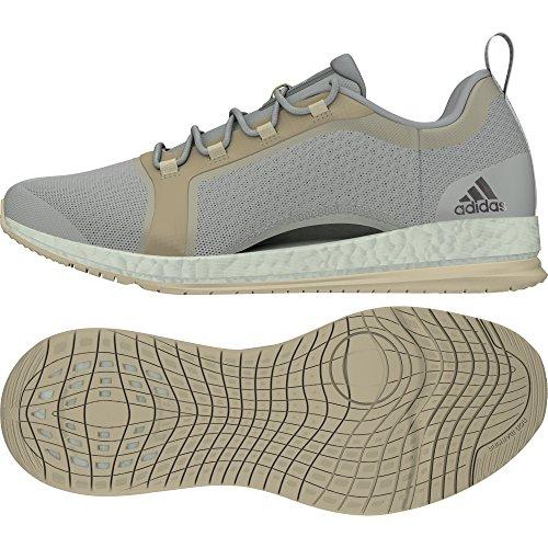 adidas Pure Boost X TR 2, Zapatillas de Deporte Mujer, Gris (Gris-(Gridos/FTWBLA/Lino), 41 1/3 EU 🔥