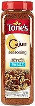 Tone's Cajun Seasoning - 22 oz. shaker