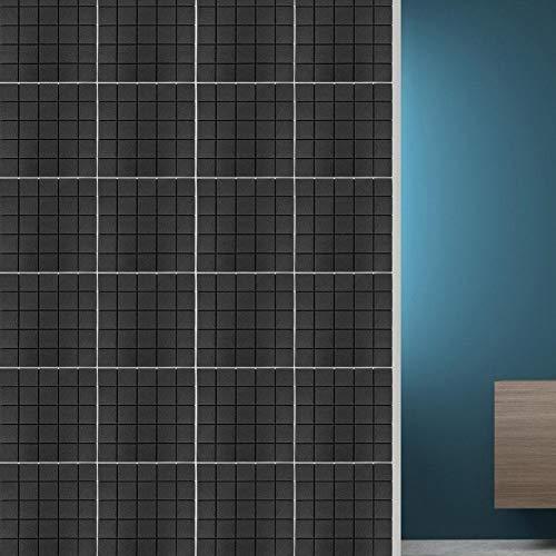 Lecxin Espuma de Sonido 50 * 50 * 5 cm Paneles de insonorización Espuma insonorizada, Espuma acústica no inflamable, para Estudios de grabación, cabinas(#3)