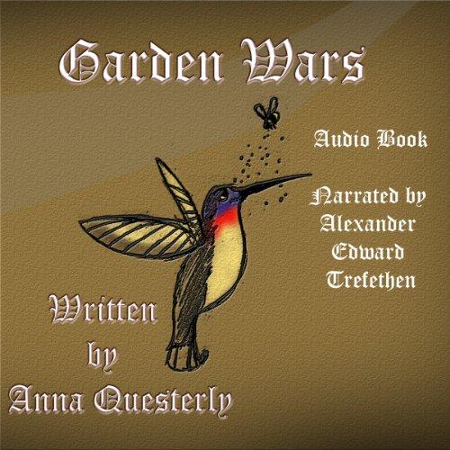 Garden Wars audiobook cover art