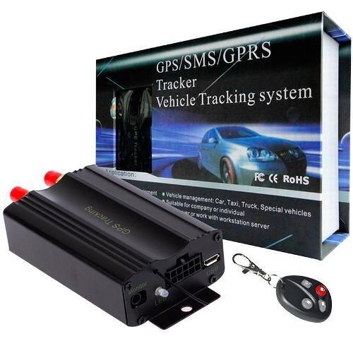Gps Tracker Tk 103 103b Tk103 Rastreador Bloqueador GPS SMS GPRS