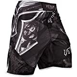 Venum Gladiator 3.0 Fightshorts - Black/White - XL, X-Large