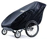 Thule 0872299037841 Fahrrad Kinderanhänger Schutzhülle, schwarz