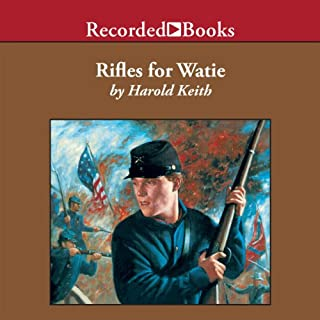 Rifles for Watie audiobook cover art