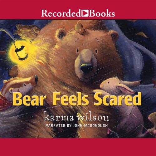 Bear Feels Scared cover art