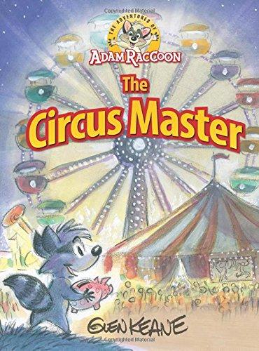 Adventures Of Adam Raccoon: Circus Master