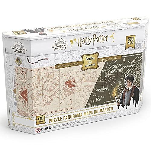 P500 Panorama Harry Potter - Brilha No Escuro, GROW
