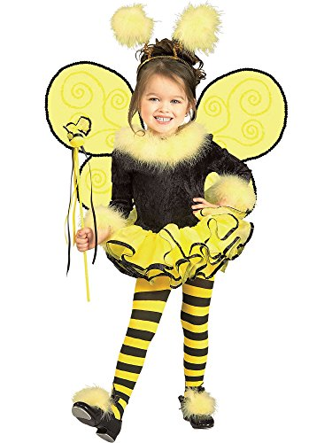 Bumblee Bee Toddler/Child Costume - Small (4-6)
