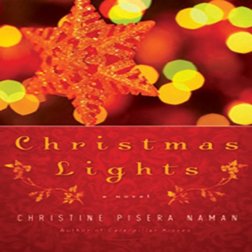 Christmas Lights audiobook cover art