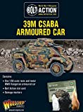 Warlord Games, Bolt Action 39M Csaba armoured car