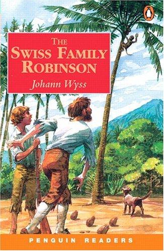 *SWISS FAMILY ROBINSON PGRN3 (Penguin Readers, Level 3)の詳細を見る