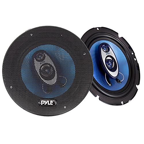 Pyle PL63BL 6.5″ Three-Way Sound Speaker