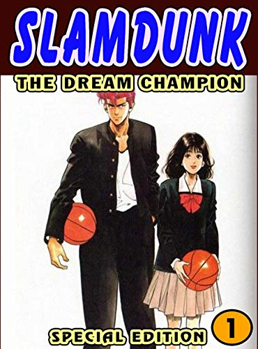 The Dream Champion: Book 1 -The Dream Champion Manga Graphic Romance (English Edition)