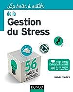 La Boîte à outils de la gestion du stress de Gaëlle Du Penhoat