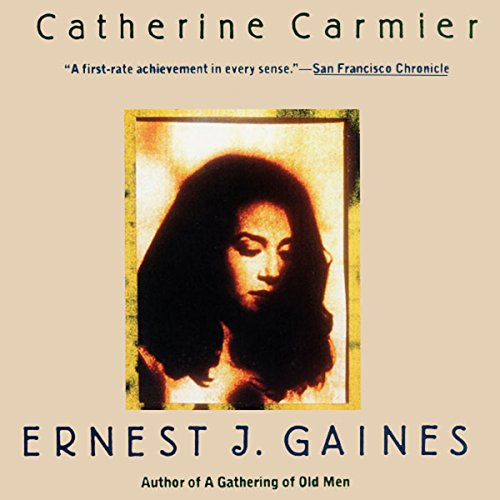 Catherine Carmier audiobook cover art
