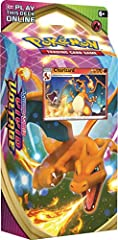 A FULL DECK READY TO PLAY, DESIGNED TO WIN: A full 60-card deck featuring Charizard organized by the creators, designed to dominate. HASSLE FREE DECK BUILD: No need to sort through hundreds of cards and thousands of options to create your own deck, t...