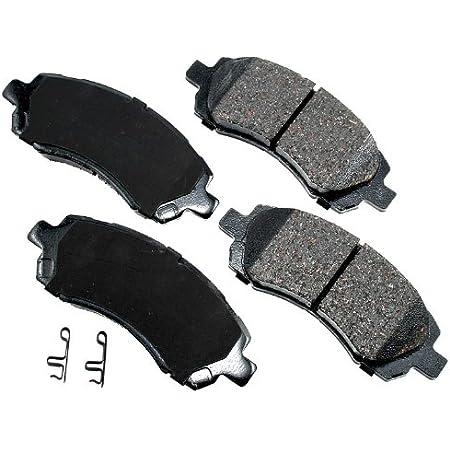 Akebono Ultra Premium Front Brake Pads