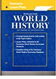 Tennessee Lesson Plans (McDougal Littell World History Patterns of Interaction)