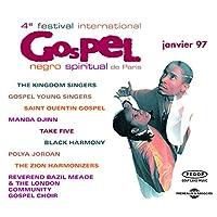 4th Festival De Gospel De Paris/1997-CD Simple