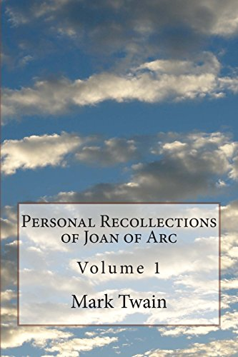 Download Personal Recollections of Joan of Arc 1499106173