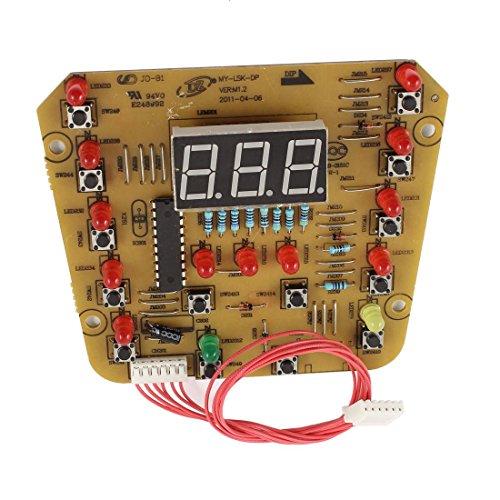 Olla de presión eléctrica Junta de Control de PCB MI-TSI LS50K de Midea