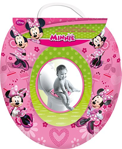 Abattant WC Booster pour bébé Minnie