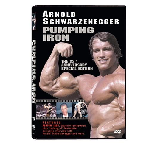 Amazon.com: Pumping Iron (25th Anniversary Special Edition ...