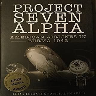Project Seven Alpha audiobook cover art