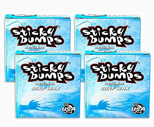 Sticky Bumps Surfboard Wax Original Cool / Cold...