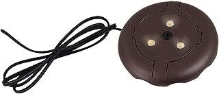 Sea Gull Lighting 98860SW-787 Ambiance-LED Disk Light Kit, Plated Bronze Finish