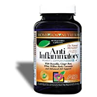 All-Natural Anti-Inflammatory Essential Synergy Womens Support Formula by Moms for Nutrition with a Proprietary Blend of 12 Herbs, Enzymes and Botanicals for Inflammation-Induced Pain,Day or Night Use