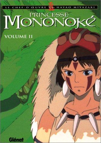 Princesse Mononoké, tome 2