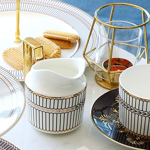 Jarritas para leche/Salsa jarra Jarra de leche espumejea, Lanzador de café con la manija de la leche, la leche Jarro, Pequeña taza de la leche, utensilios de cerámica, cerámica Barco de salsa, salsa B