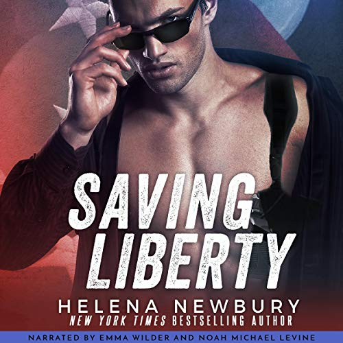 Saving Liberty cover art