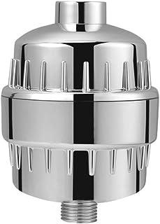Shower Filter, Universal Shower Filter Water Filter Water Filter System High Geen verontreiniging Vermindert chloor met ve...