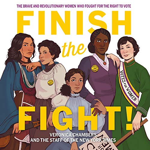 Finish the Fight!  By  cover art