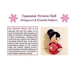 Pink Amigurumi Kokeshi Doll by oddSpaceball on DeviantArt | 233x260